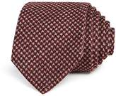 The Men's Store at Bloomingdale's Textured Houndstooth Skinny Tie - 100% Exclusive
