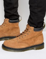 Dr. Martens 939 6 Eye Suede Boots