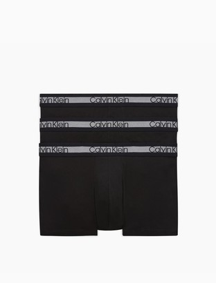 Calvin Klein Cooling 3-Pack Trunk