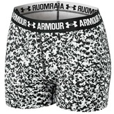 Under Armour Women's Printed HeatGear Shorty Shorts