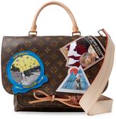 Louis Vuitton Limited Edition x Cindy Sherman Monogram Canvas Camera Messenger