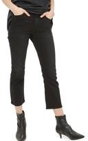 Topshop Women's Dree Kick Flare Jeans