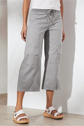 Summer Fun Wide-Leg Crop Pants