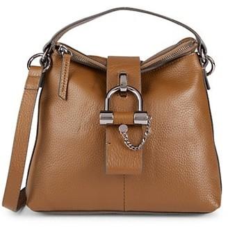 Vince Camuto Javi Leather Crossbody Bag