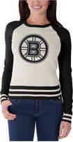 '47 Women's Boston Bruins Passblock Sweater