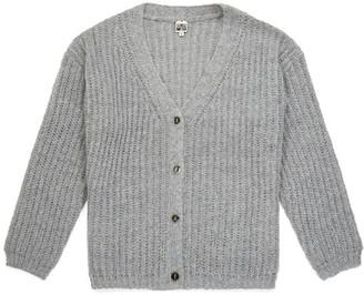 Bonton Rib-Knit Cardigan (4-12 Years)
