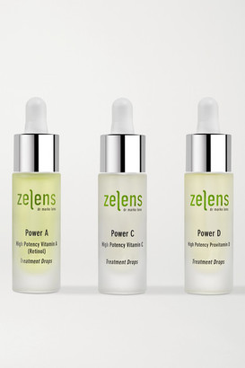 Zelens Power Trio Set, 3 X 10ml - one size