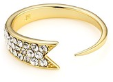 Jules Smith Designs Val Pavé Ribbon Ring