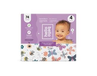hello bello Club Diaper - Bees / Butterflies - Size 4