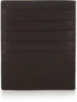 Rick Owens Leather cardholder