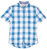 Original Penguin Check Short Sleeve Shirt