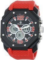 Burgmeister Men's BM901-624 Tokyo Analog-Digital Watch