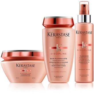 Kérastase Discipline Anti-Frizz Deep Treatment Hair Care Set