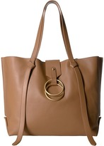 Badgley Mischka Campaign Tote Tote Handbags