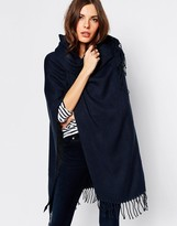 Pieces Oversized Blanket Wrap