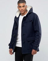 Selected Wool Duffle Coat