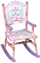 Tea Party Rocking Chair