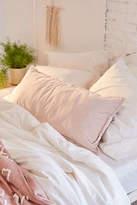 Urban Outfitters Velvet Body Pillow