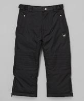 Hawke & Co Black Snow Pants - Toddler & Girls
