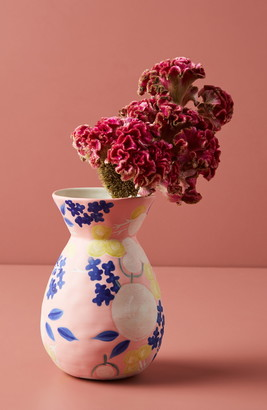 Anthropologie Home Carmo Small Vase