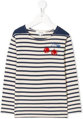 Bonpoint Breton stripe T-shirt