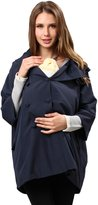 Sweet Mommy 2WAY A-line Dolman Mama Coat Parka