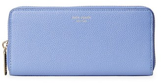 Kate Spade Margaux Grained Leather Continental Wallet
