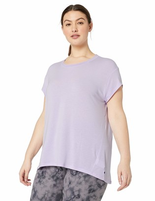 Champion Women's Plus Size Gym Issue Tee