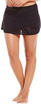 Alex Marie Burnout Tiered Skirt