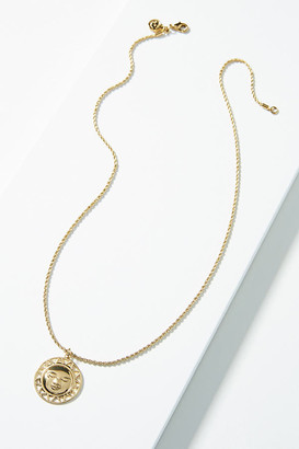 Lucca Pendant Necklace By Sugar Blossom in Gold