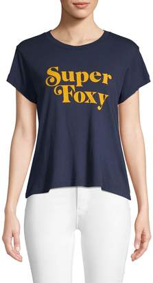 Wildfox Couture Graphic Pullover Tee