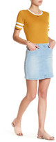 Frame Le Knife Pocket Skirt
