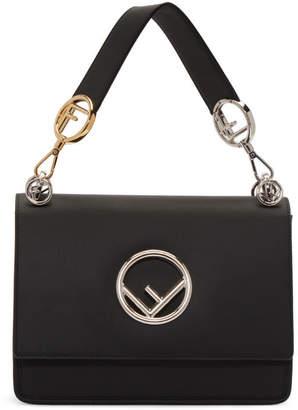 Fendi Black Regular Kan I F Bag