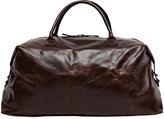 Moore & Giles Leather Benedict Weekend Bag