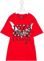 Diesel Taner Slim T-shirt - kids - Cotton - 6 yrs