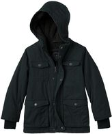 Urban Republic Boys 4-7 Hooded Sherpa-Lined Midweight Jacket