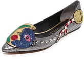 Marc Jacobs Night & Day Ballerina Flats