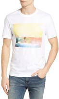 Original Penguin Men's Heritage Surf Graphic T-Shirt