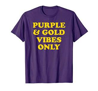 & Gold Game Day Group Shirt for High School Football T-Shirt