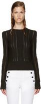 Etoile Isabel Marant Black Kalyn Sweater