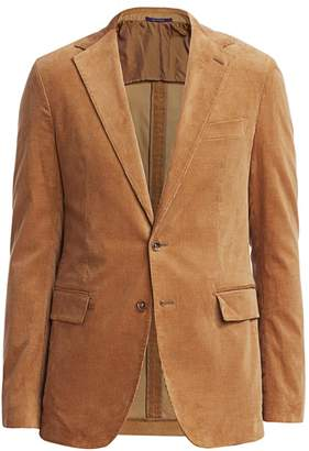Ralph Lauren Purple Label Hadley Two-Button Corduroy Jacket