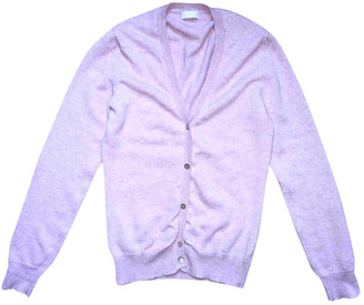 Barrie Pink Cashmere Knitwear