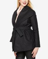 Isabella Oliver Maternity Belted Coat