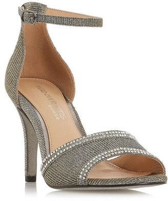 Head Over Heels Mabel Glitter Sole Sandals