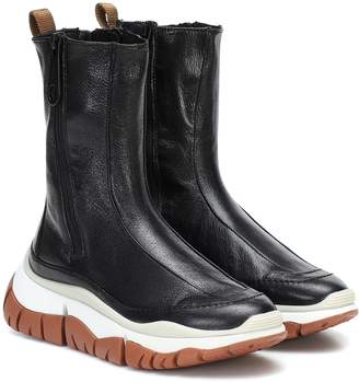 Chloé Blake leather boots