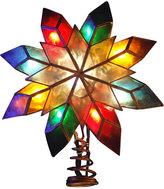 Kurt Adler Multicolored Star Tree Topper