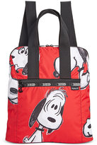 Le Sport Sac Peanuts Collection Everyday Backpack