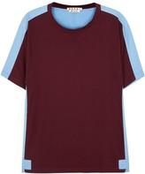 Marni Two-tone Cotton T-shirt
