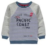 George Pacific Coast Crew Neck Sweatshirt