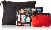 Le Sport Sac Travel Packing Pouches